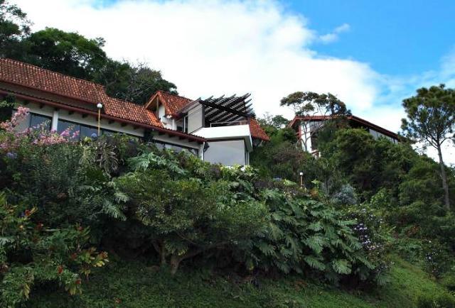 Montaña del Sol gated community luxury homes for sale in Santa Ana