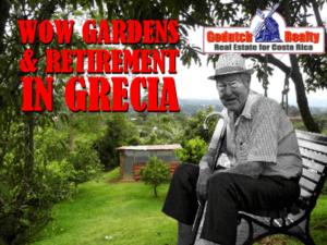 retirement in Grecia