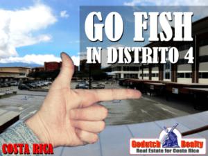 Go-Fish seafood in Distrito 4 Escazu