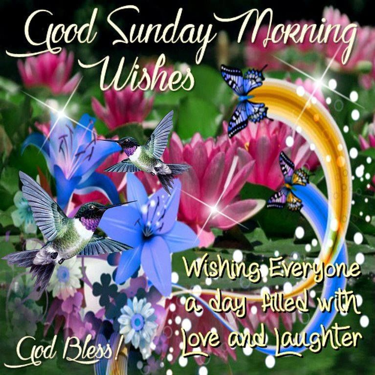 Nov. 19, 2017 – Rise 'n shine for a serene and beautiful Sunday