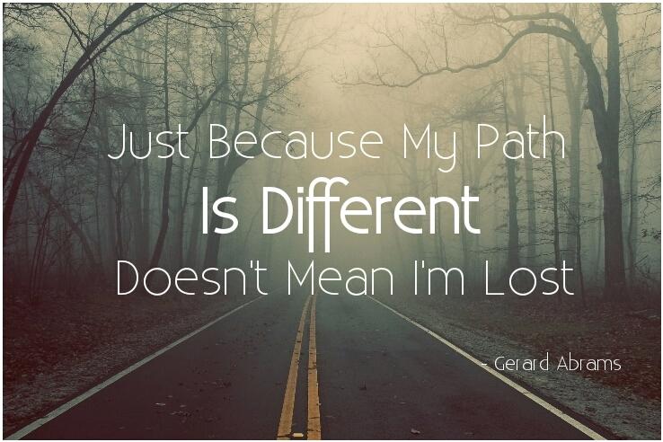 02: Different
