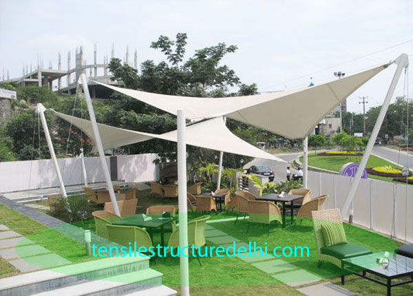 What is Tensile Fabric Structures Manufacturers