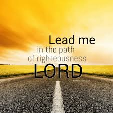 Path of righteousness