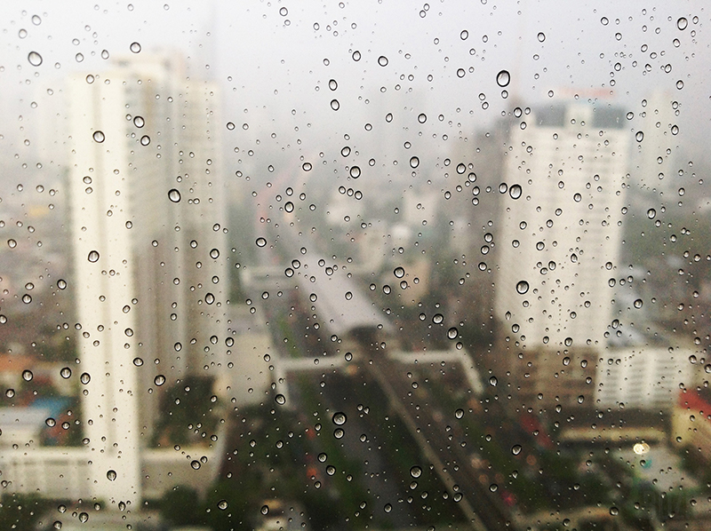 Rainy Tuesday