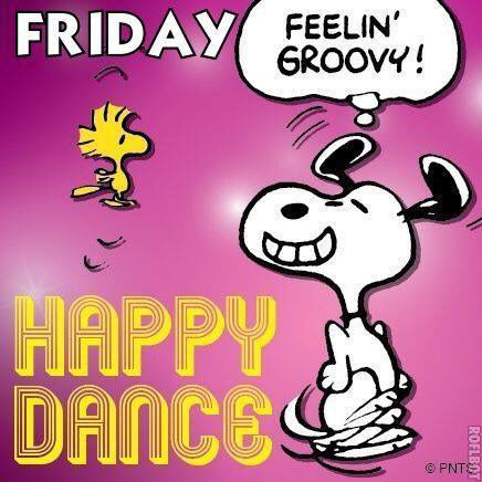 may 11 2018 let the toe tapping begin for the happy dance friday