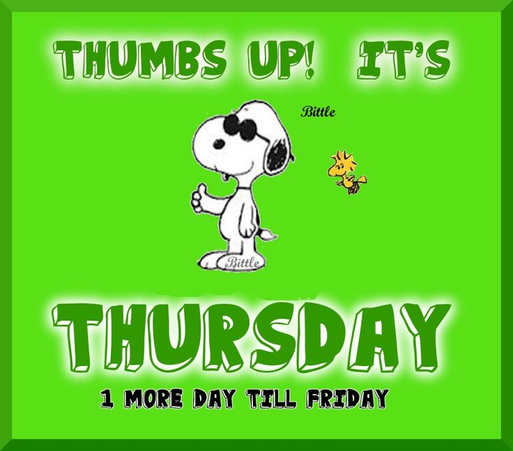 Oct. 18, 2018 – Time to get shakin' for a totally awesome Thursday