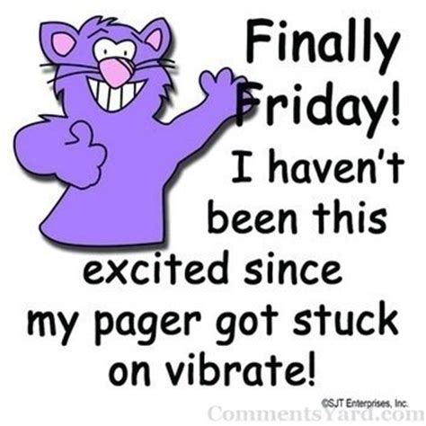 Oct. 19, 2018 – TGIF and the overdue and needed Happy Dance Friday