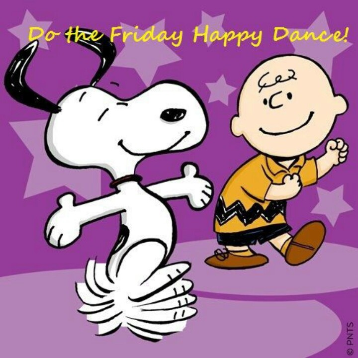 Feb. 22, 2019 – Good morning to a groovy, far out Happy Dance Friday
