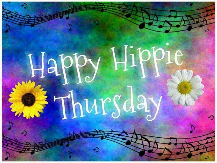 June 13, 2019 – Peace and love to all on this groovy Thursday