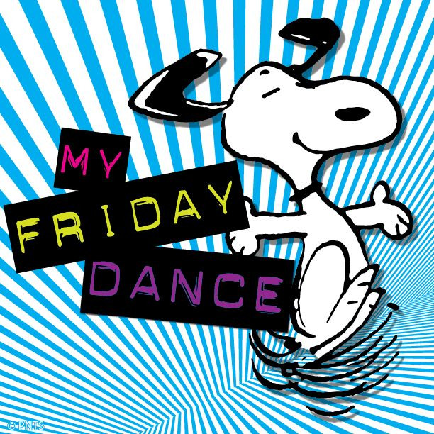 Sept. 6, 2019 – Good morning to the get-down Happy Dance Friday