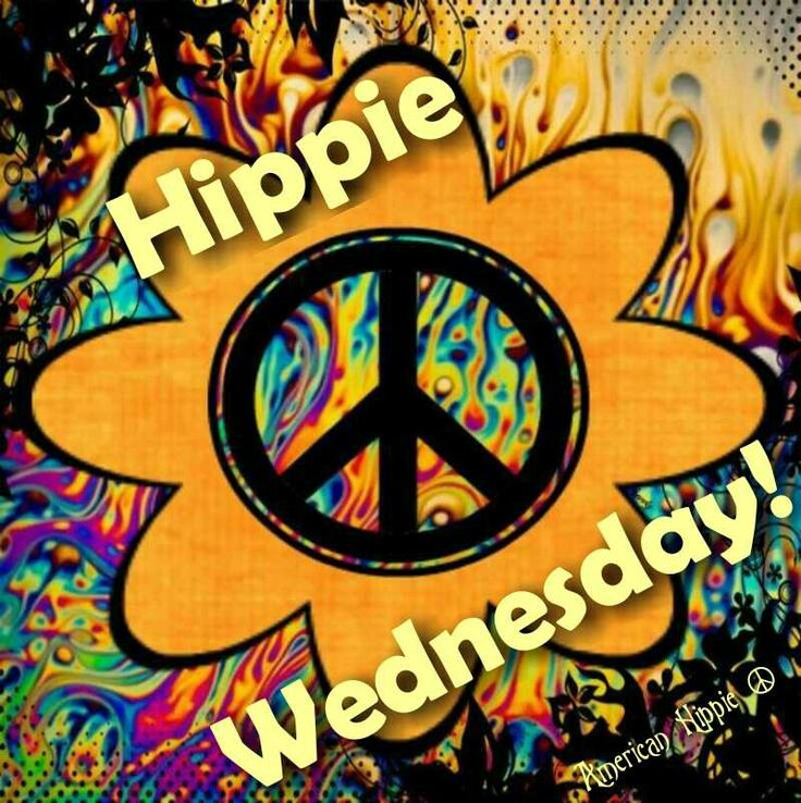 Sept. 18, 2019 – Good morning to a groovy and peace-loving Wednesday