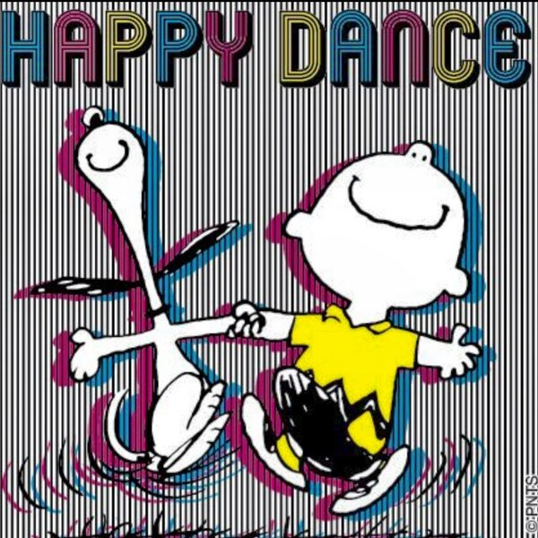 Sept. 27, 2019 – Good morning to the here-at-last Happy Dance Friday
