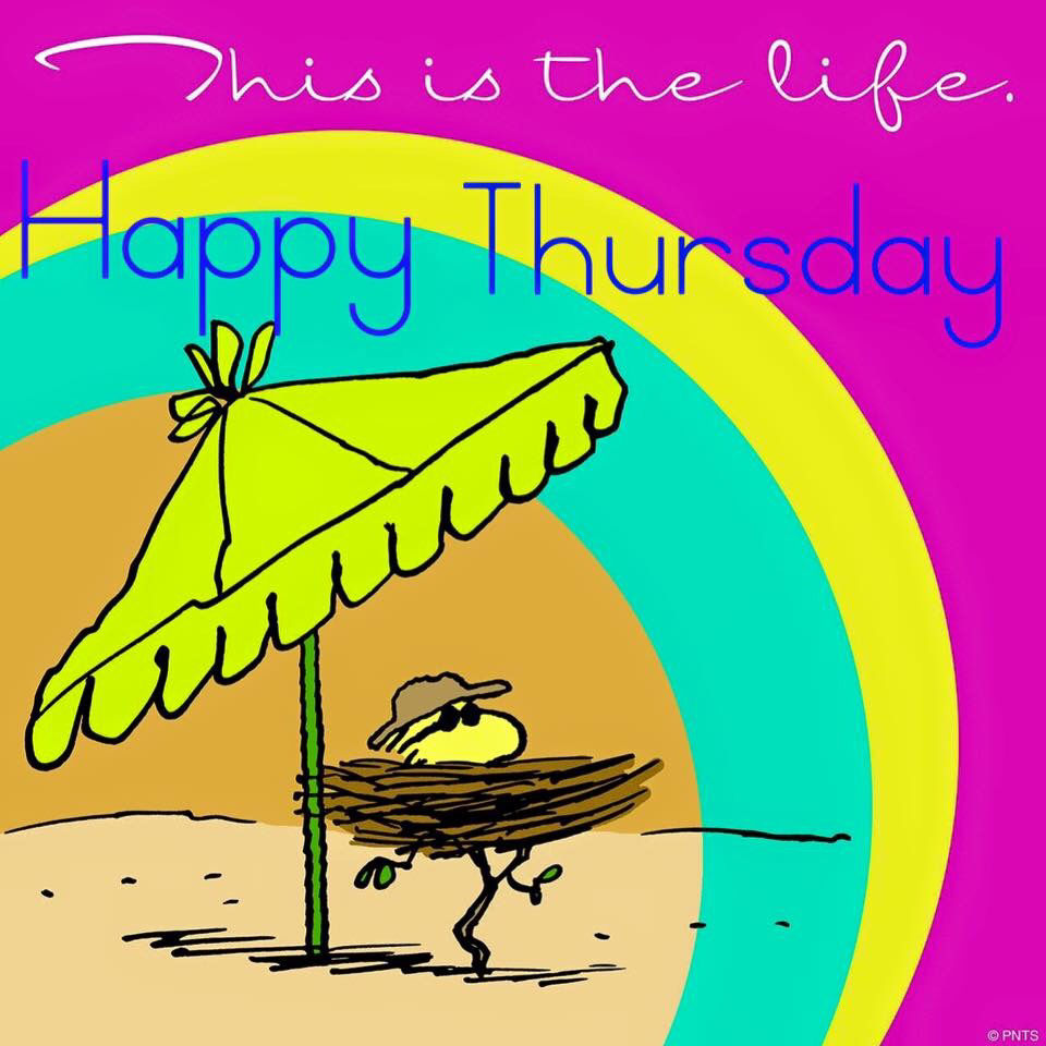 Oct. 17, 2019 – Good morning and rise 'n shine for a far out Thursday