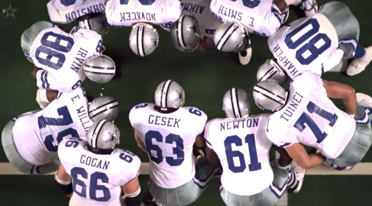 Top 10 Offensive Lines in NFL History - The Grueling Truth