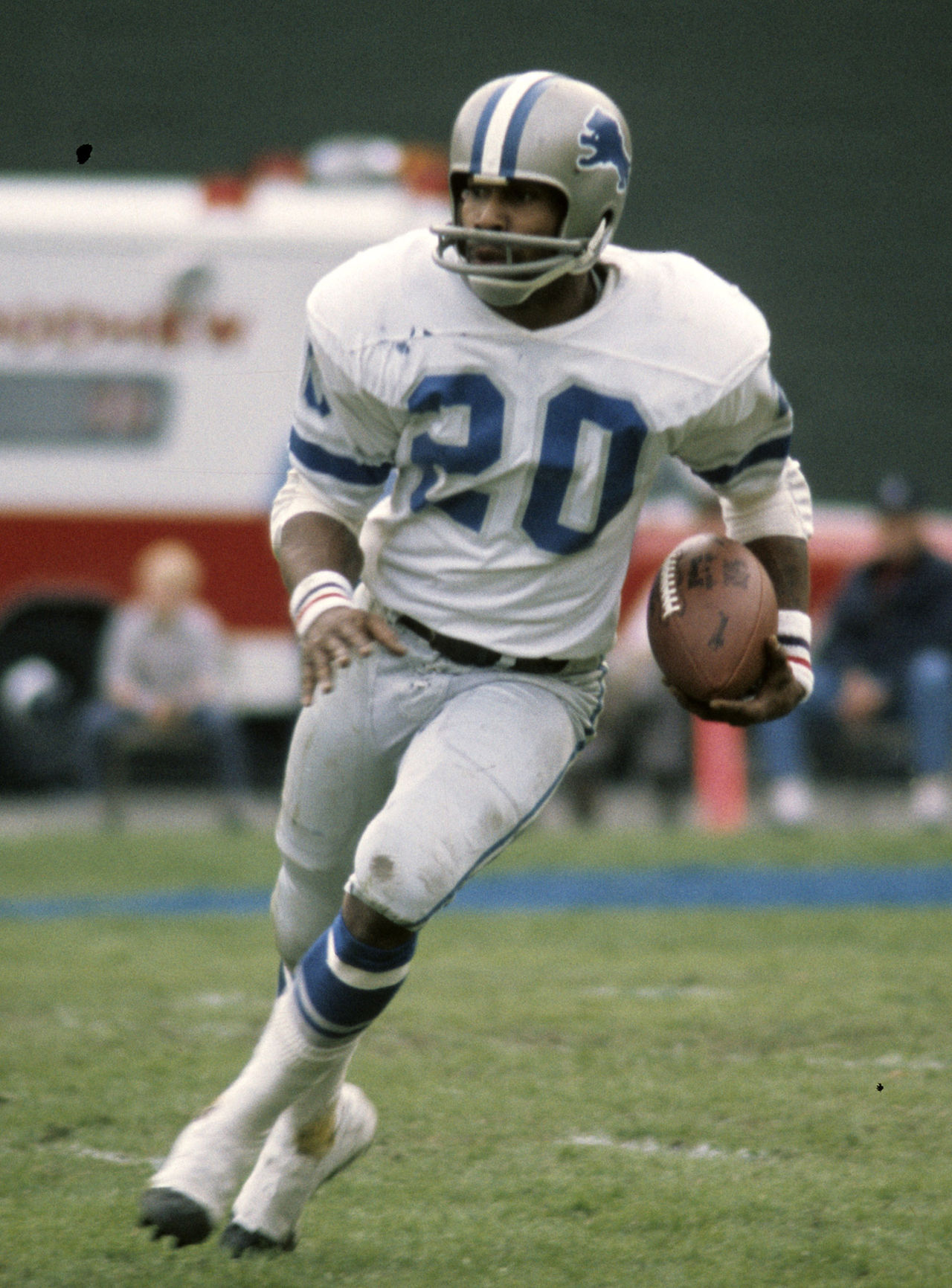 NFL Legends Show  Guest Lem Barney Detroit Lions Hall of Fame ... 456177c6c