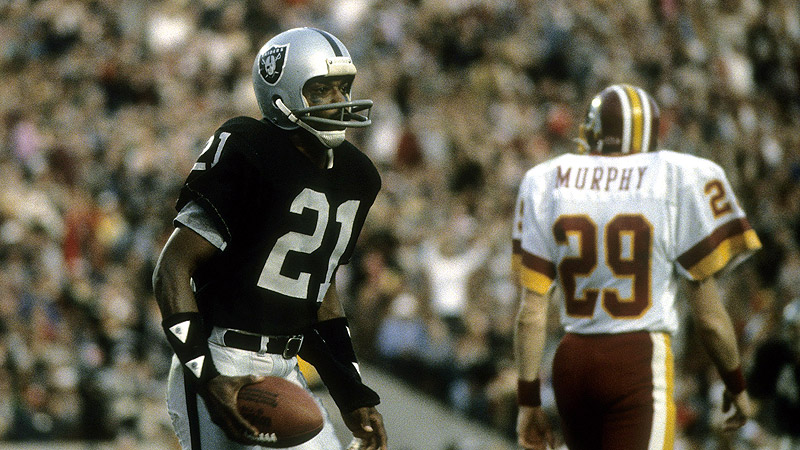 Raider Life Podcast Legendary Raiders Wr Cliff Branch