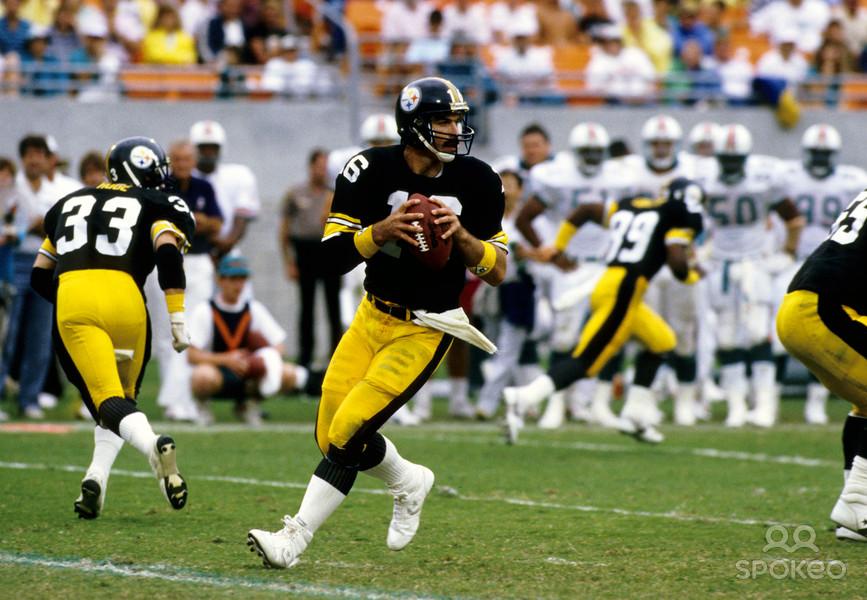 Nfl Legends Show Former Pittsburgh Steelers Qb Mark
