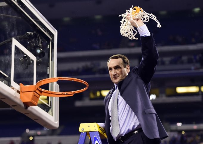 Top 10 NCAA Basketball Coaches at the end of the 2016-17 ...