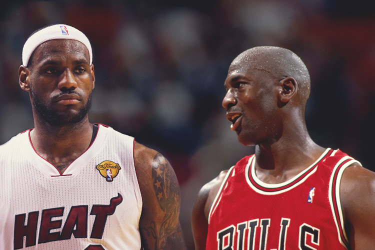 17 Reasons Why Michael Jordan is Greater than LeBron James - The ... 6b6555416d