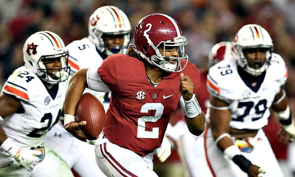 2017 Ncaa Football Alabama At Auburn Preview And Prediction The