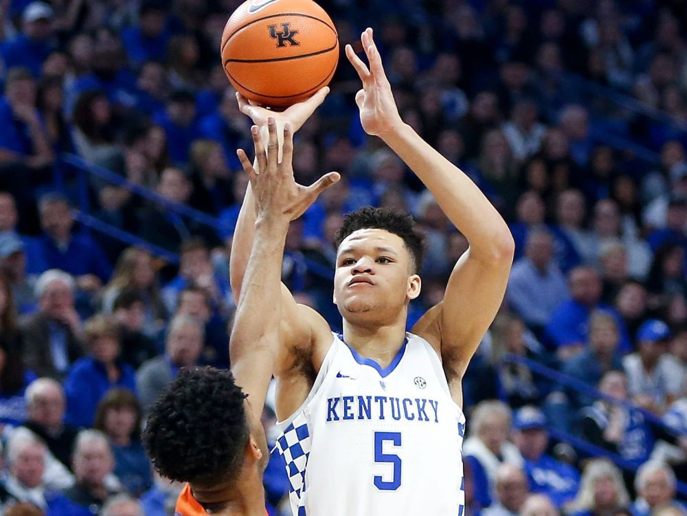Kentucky Wildcats Basketball 2018 Sec Matchups Revealed: SEC/Big 12 Challenge