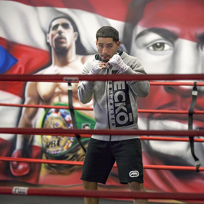 The Rise And Fall Of Danny Garcia