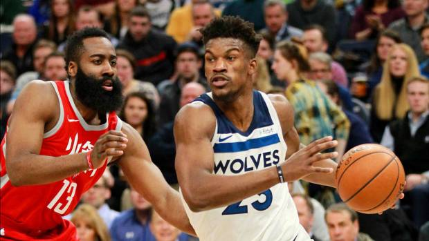 2018 NBA Playoffs First round Minnesota Timberwolves vs. Houston Rockets   Preview and Prediction a0f671fbf