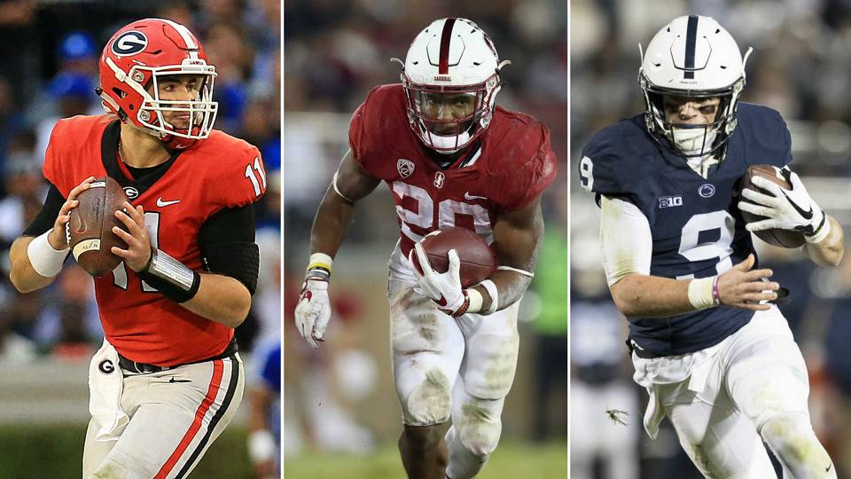 Top Heisman Candidates 2018 >> 8 Preseason Heisman Trophy Candidates for 2018 - The Grueling Truth