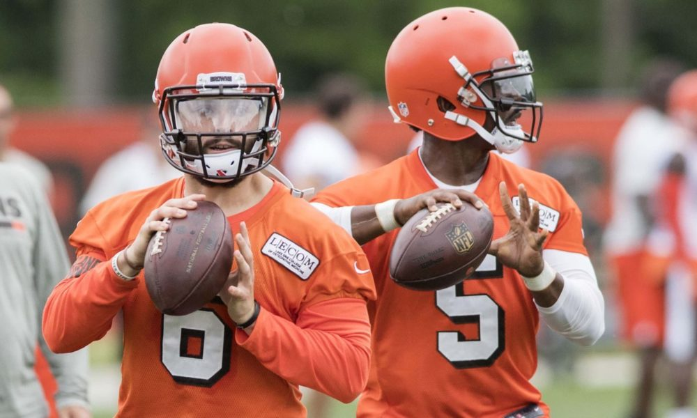 Browns kick off preseason against Giants