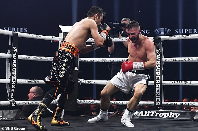 Injury ends Ryan Burnett World title ambitions in Glasgow