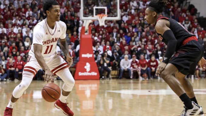 IN freshman Rob Phinisee recaps exciting game-winner over Butler