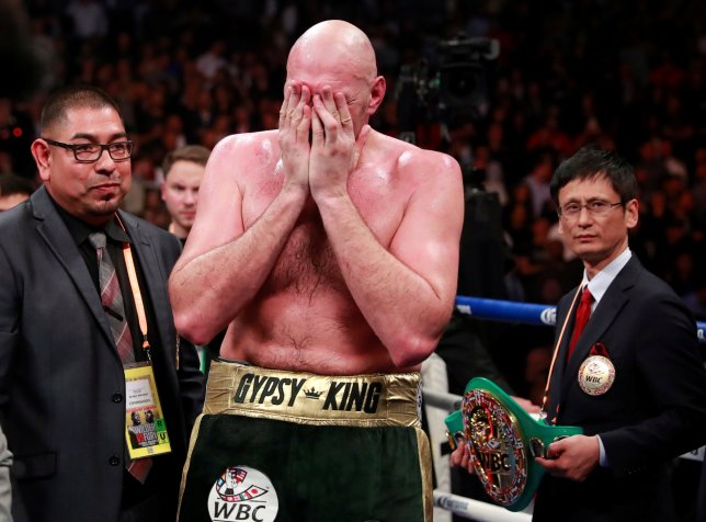 Wilder will try to avoid rematch at all costs, says Fury