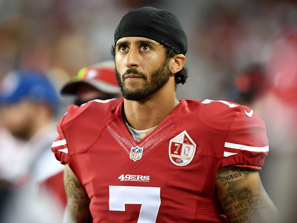 Colin Kaepernick reaches deal with the NFL