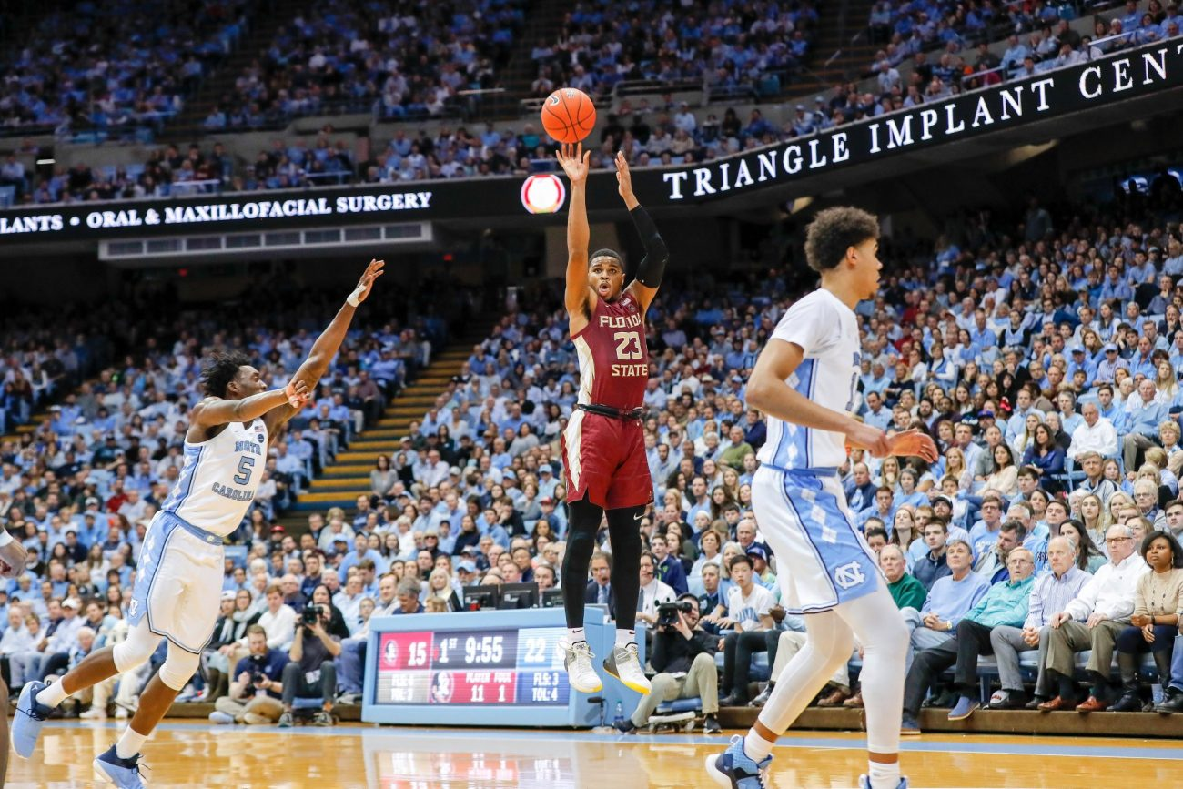 UNC men's basketball continues its momentum with win over Florida State