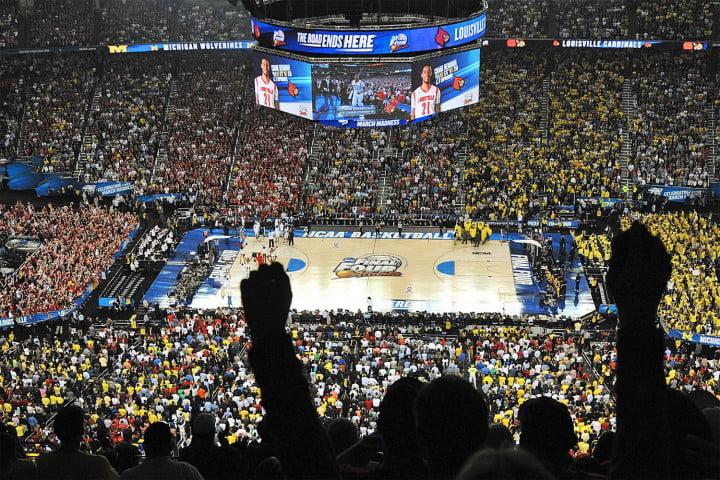 NCAA Tournament Sweet 16 schedule: Start times for Michigan, Michigan State