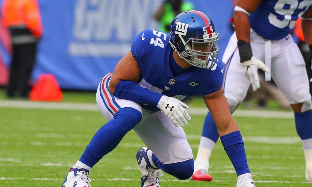 Giants Trade Olivier Vernon To Browns For Guard Kevin Zeitler