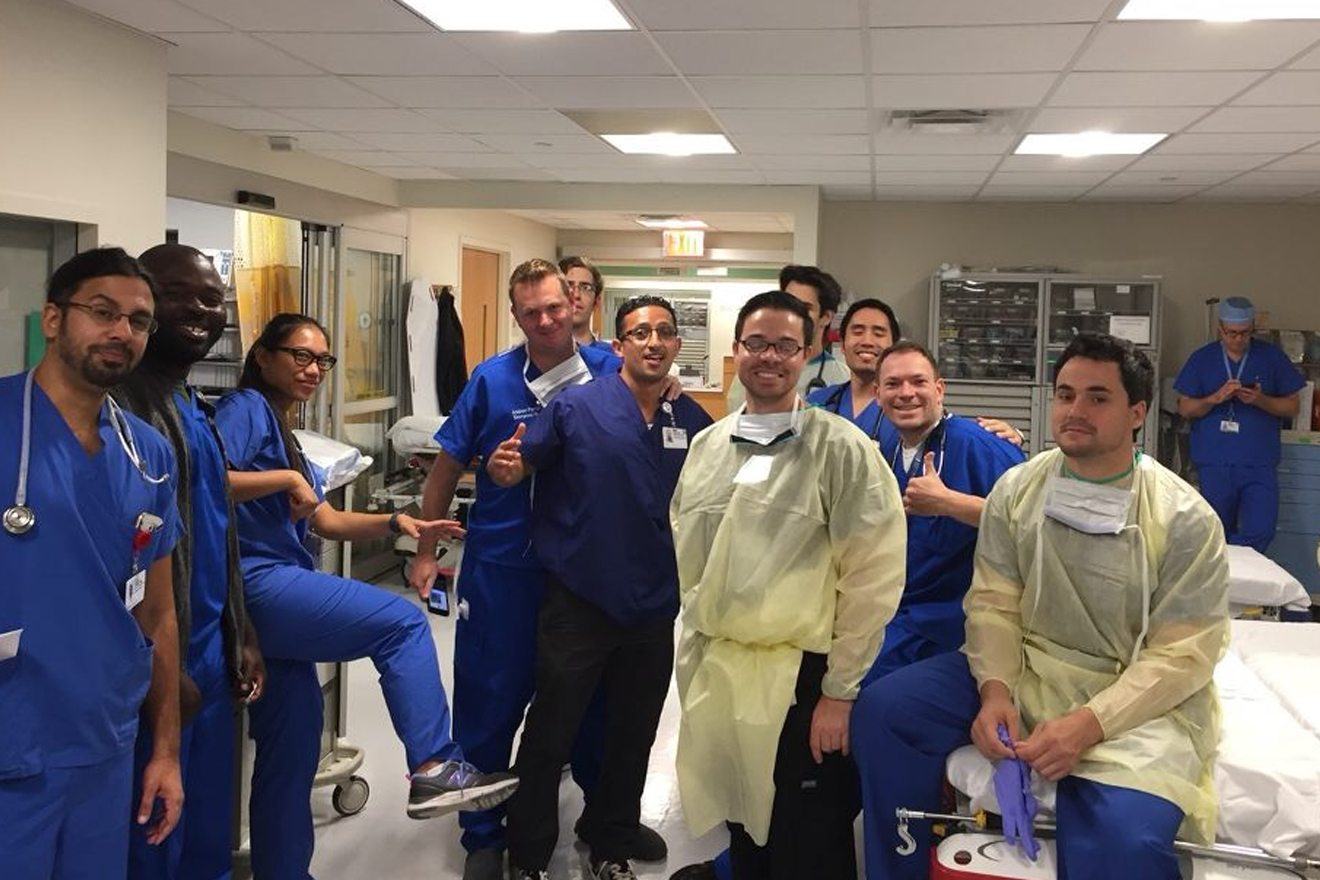 Emergency Medicine Resident Life - Hackensack UMC