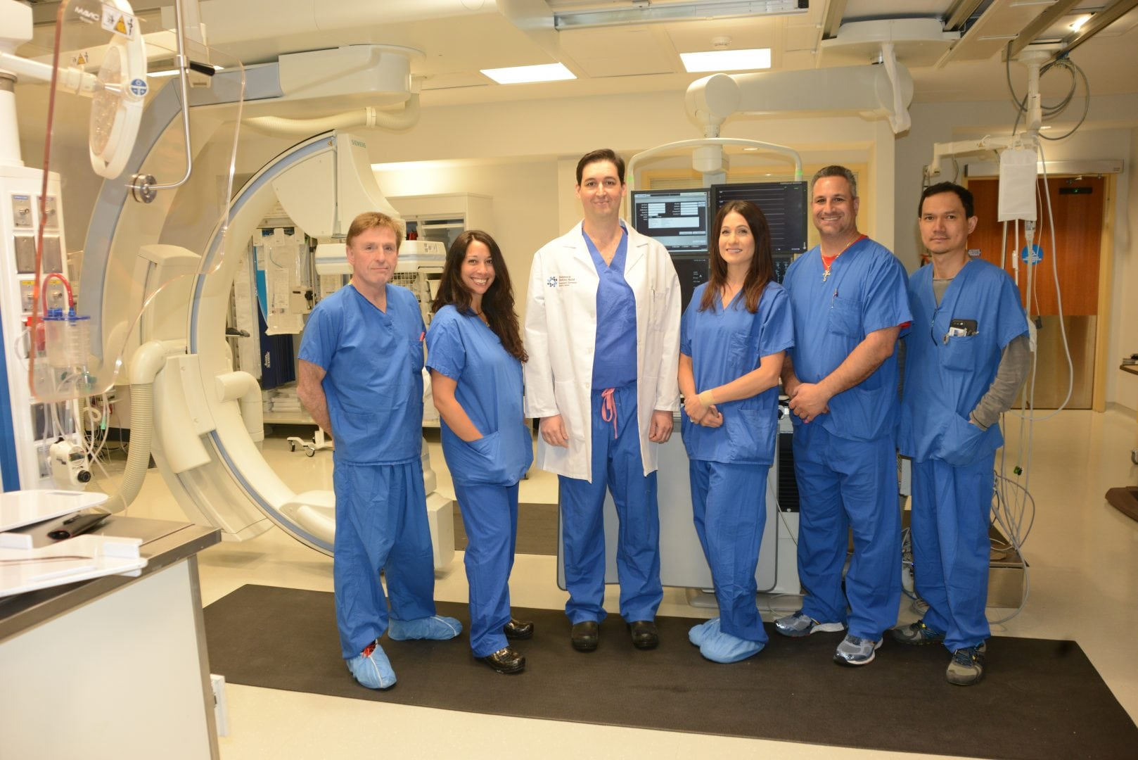 Hackensack University Medical Center Among The First In The Country