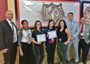 Memorial Scholarship Winners
