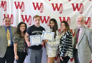 Weehawken Scholarship Winners