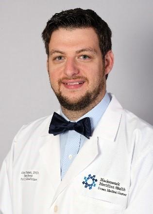 Image of Alex Gusler, M.D.