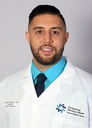 Image of Andrew Haddad, M.D.