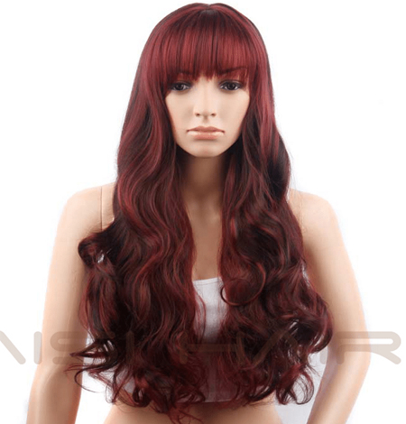 Synthetic-Wigs
