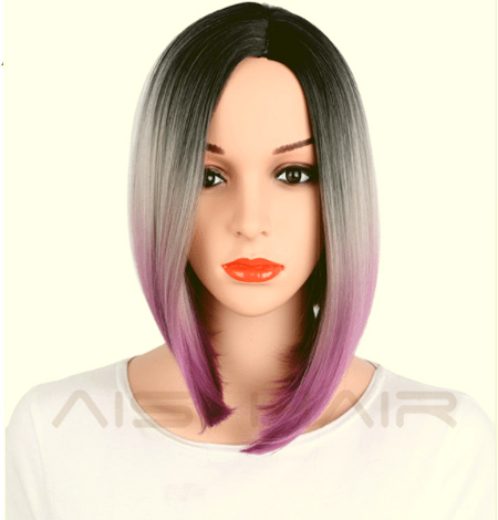 Ombre-Synthetic-Wig