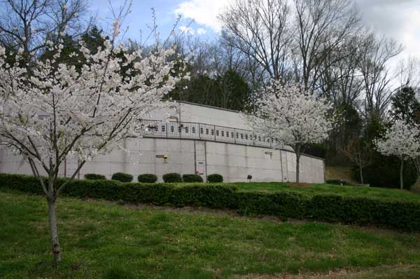 Mountain View mausoleum