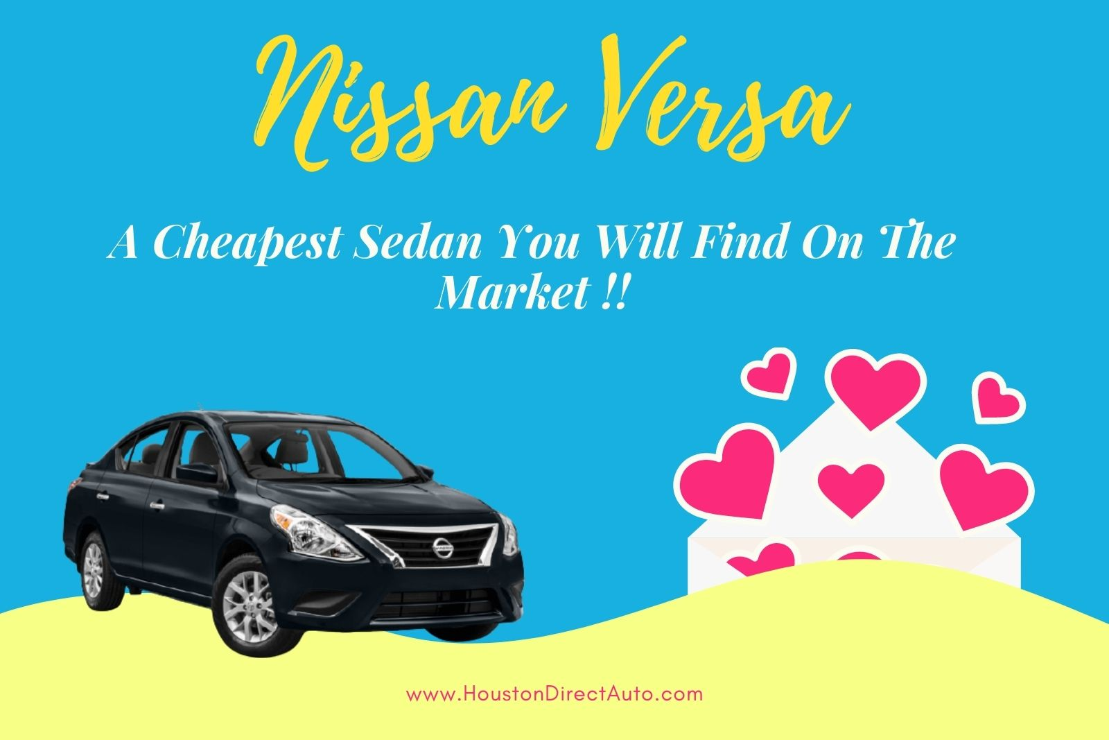 Used Nissan Cars For Sale In Houston TX
