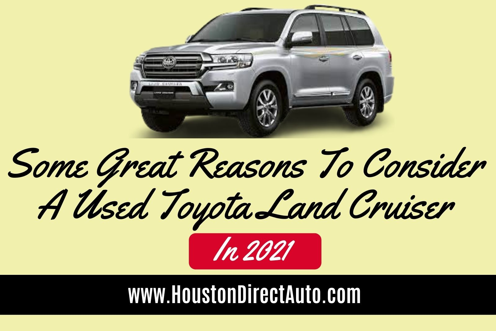 Used Toyota For Sale In Houston TX