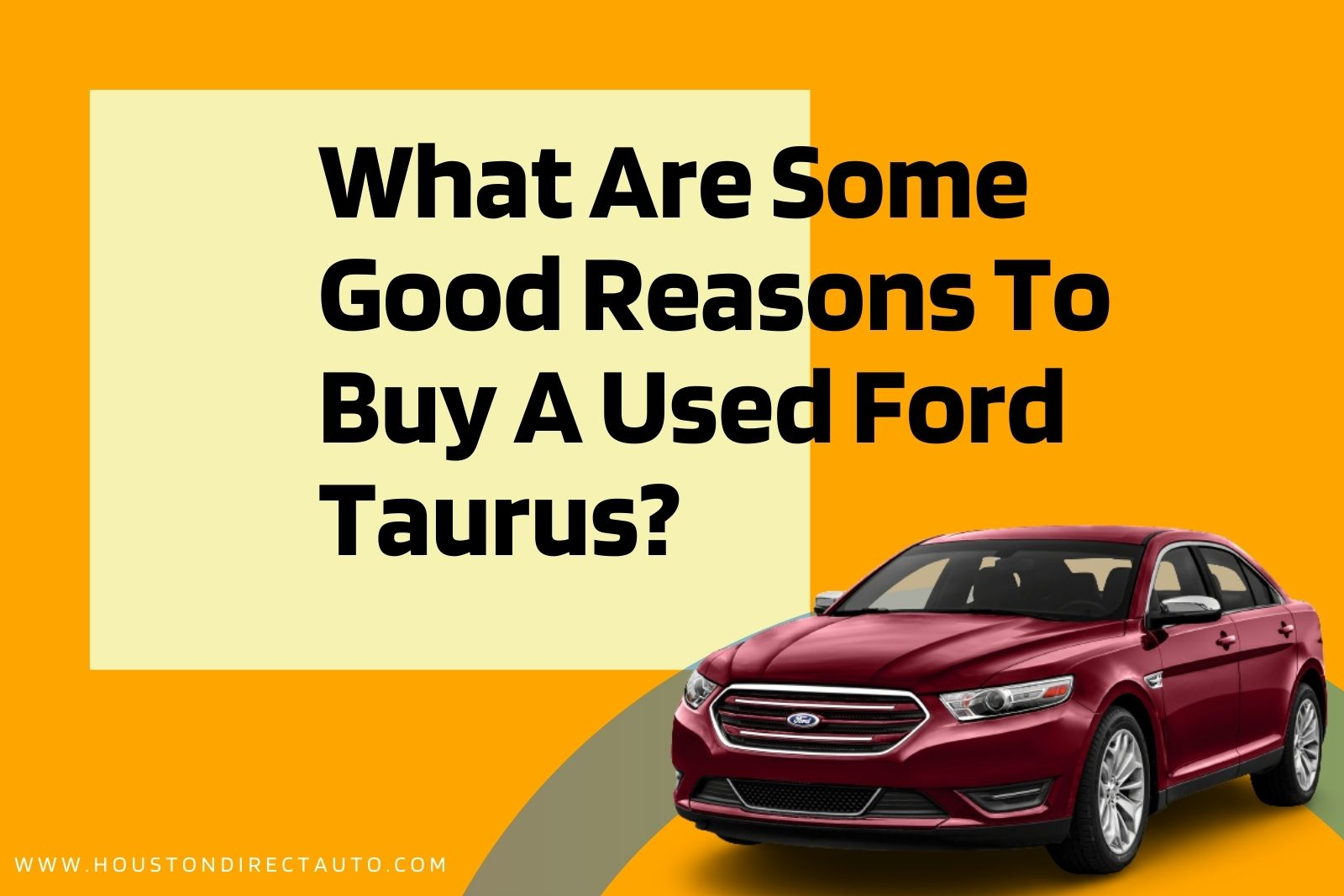 Ford Used Cars In Houston TX