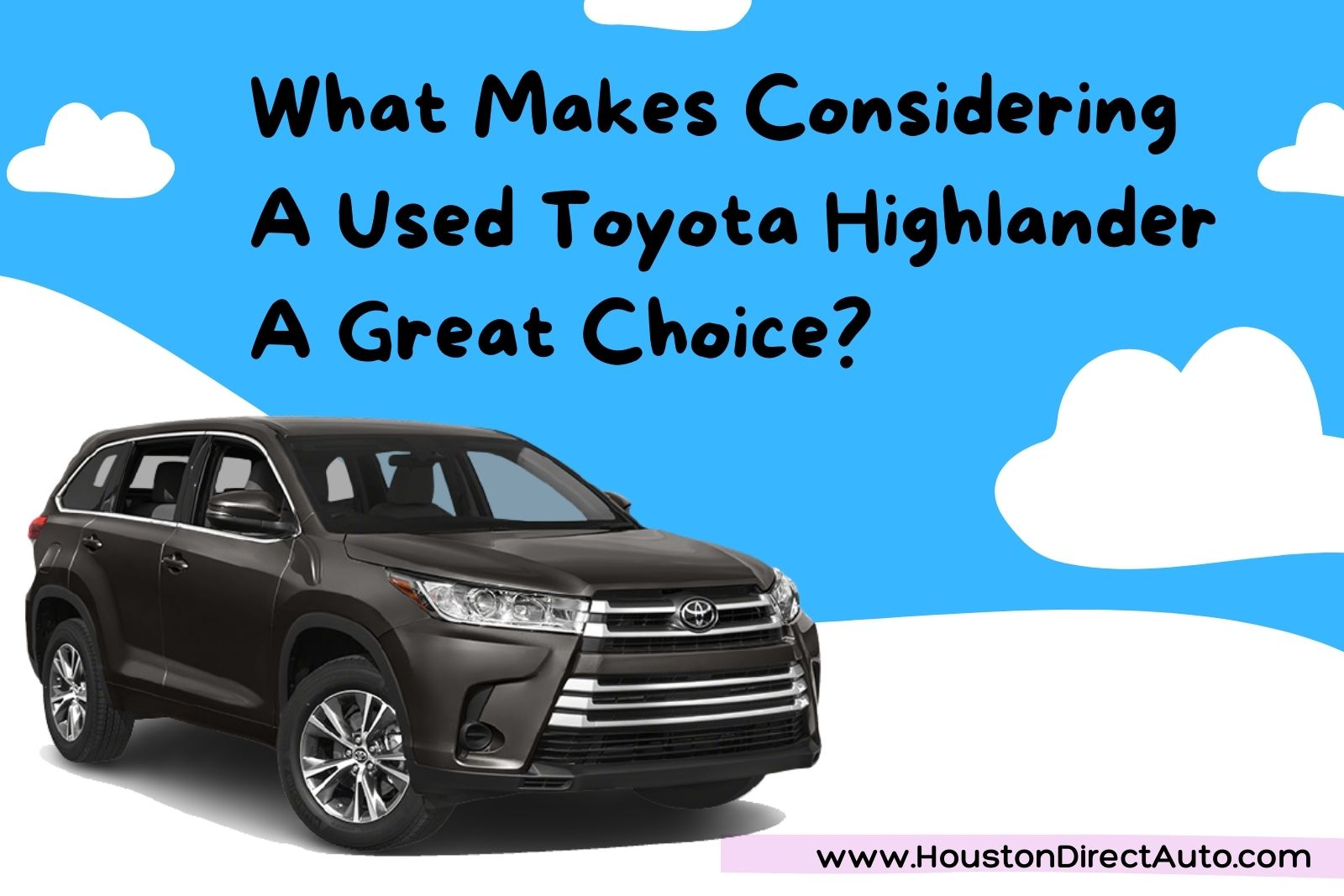 Certified Used Toyota In Houston TX