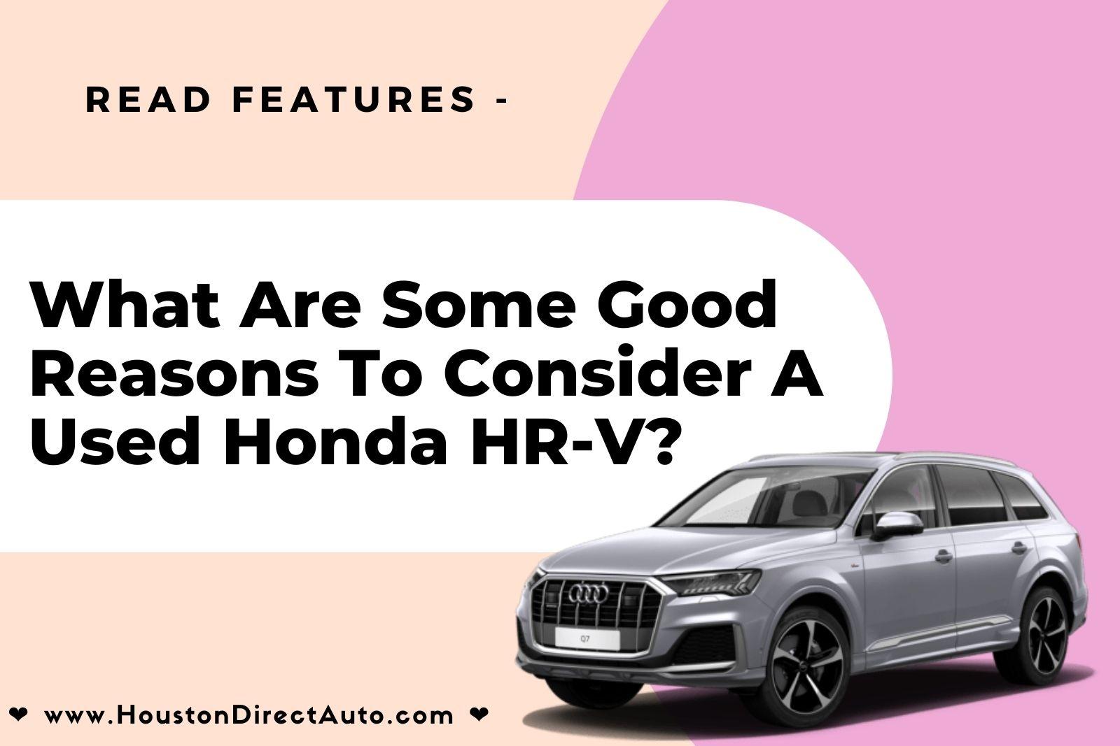 Honda Certified Pre Owned In Houston TX